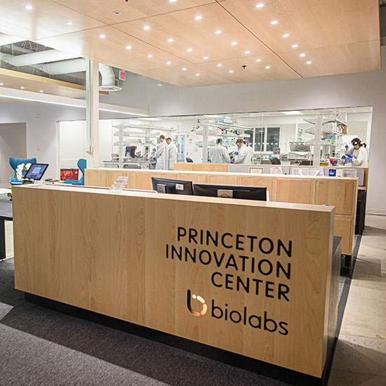 About Princeton Innovation Center BioLabs