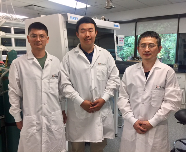 Yiguang Ju: HiT Nano Inc. makes high-performance batteries affordable